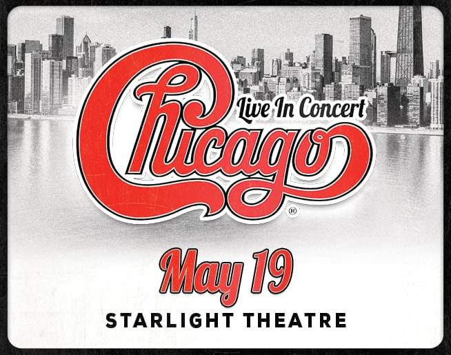 Chicago May 19 – Starlight Theatre