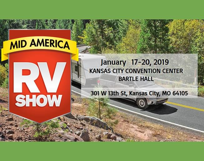 Mid America RV Show – January 17-20