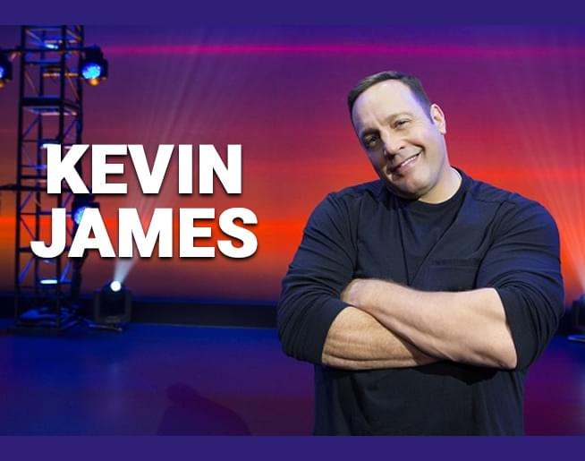 Kevin James at The Uptown – April 14