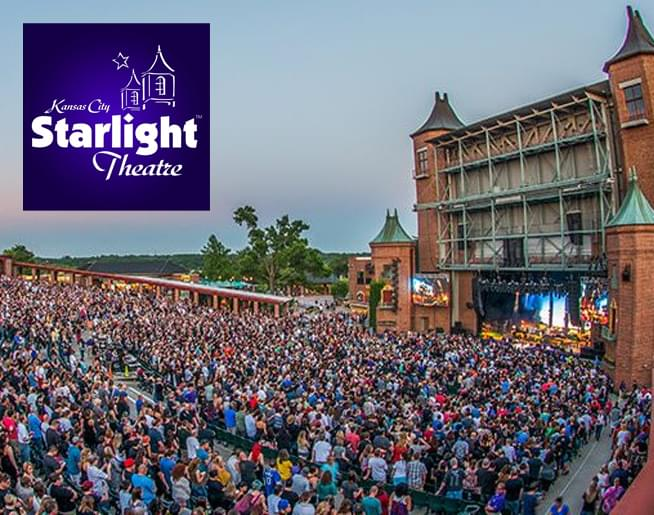 Win tickets to a Broadway Show at Starlight!