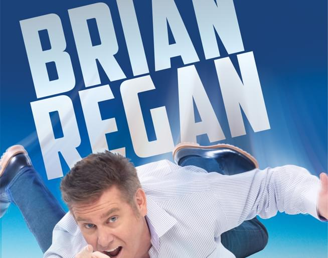 94.9 KCMO welcomes Brian Regan to The Uptown on Sept. 6
