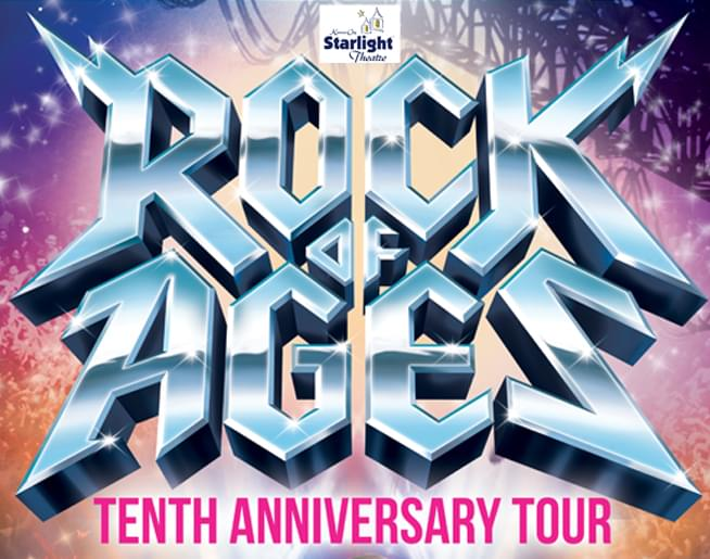 Rock of Ages at Starlight Theatre: May 31 – June 2