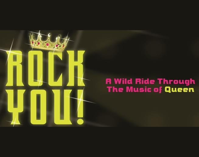 Rock You! at The Folly Theater