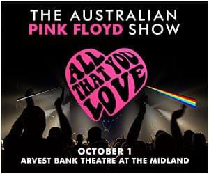 94.9 KCMO welcomes Austrian Pink Floyd at The Midland Oct. 1st