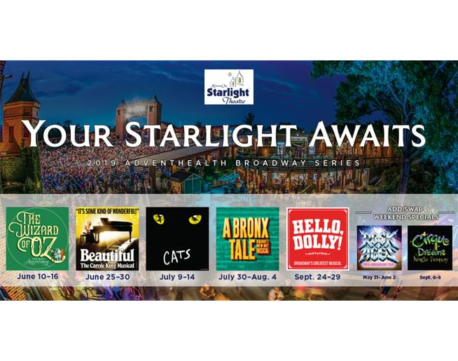 starlight broadway season