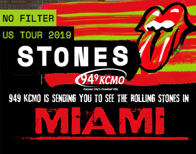 Win a trip to Miami to see The Rolling Stones!