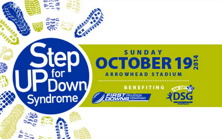 19th Annual Step Up for Down Syndrome Walk!