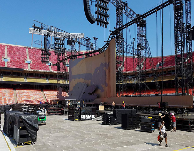 All The Info You Need For U2 And Beck At Arrowhead