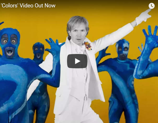 "WATCH: Beck Just Released A New Video For ""Colors"""