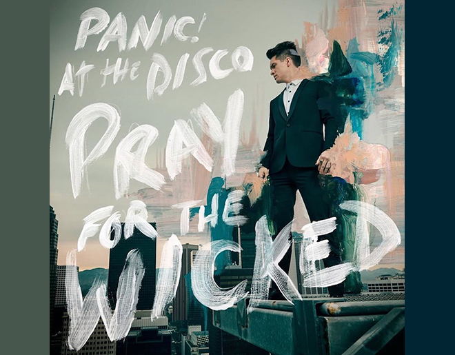 Here's What All Those PANIC! AT THE DISCO Billboards Mean… A STOP IN KANSAS CITY!