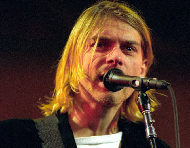 Kurt Cobain By Курт Кобейн via Wikimedia Commons
