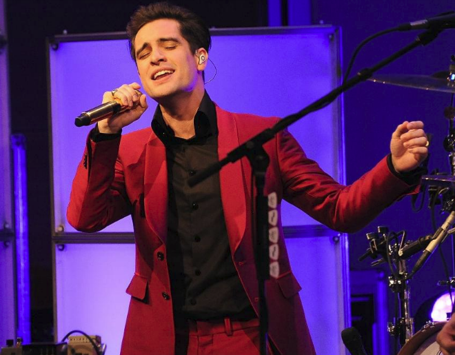 "WATCH: Panic! At The Disco Cover Weezer's ""Say It Ain't So"""