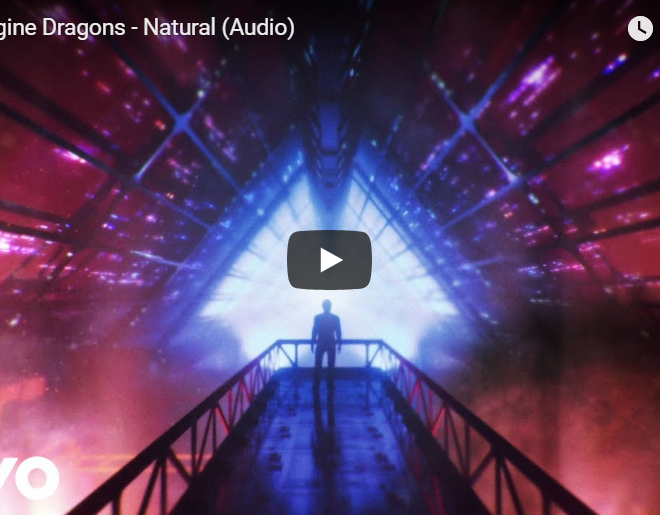 "LISTEN: New Imagine Dragons ""Natural"" Dropped Last Night"