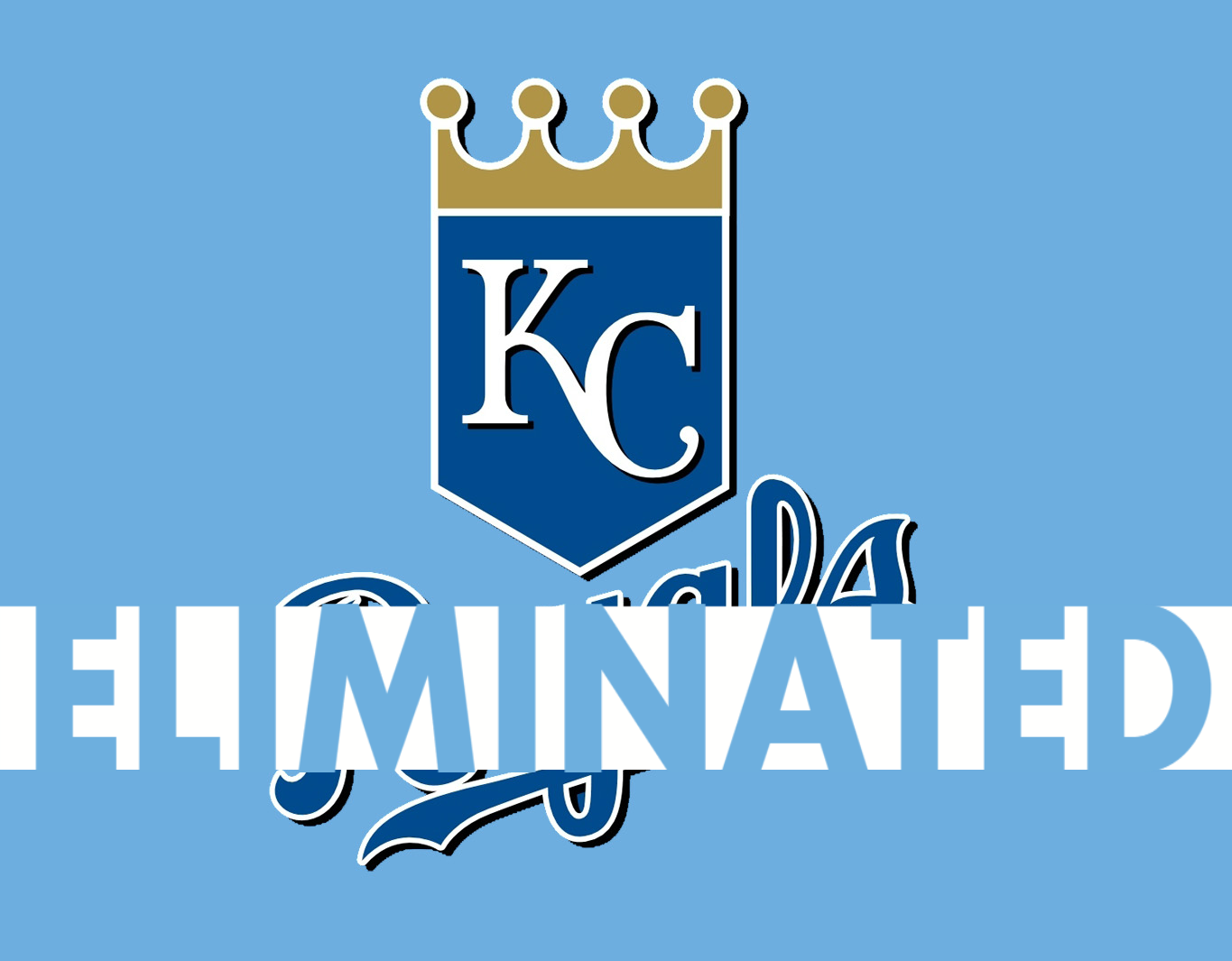 Royals Officially Eliminated From Postseason
