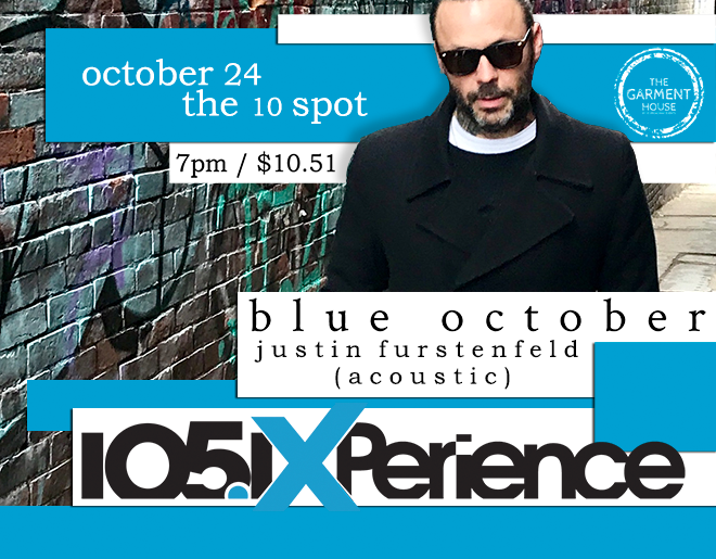 Acoustic Xperience // Justin Of Blue October
