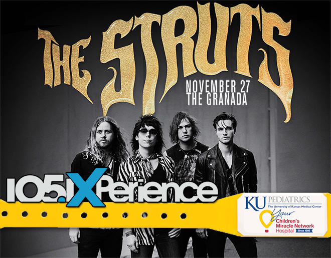 You Give + You Get // Struts VIP Xperience