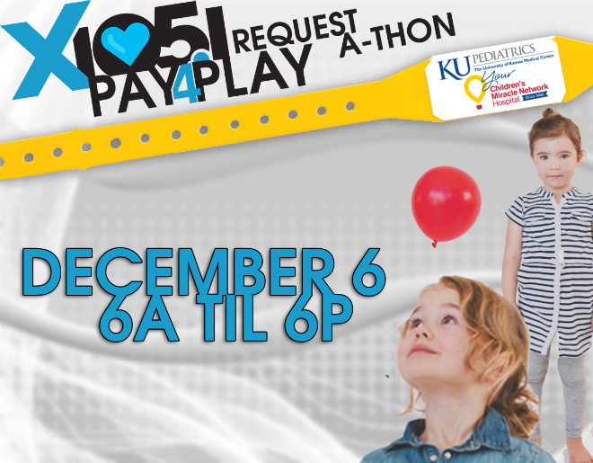 Donate Now! // CMN Pay4Play Request-A-Thon