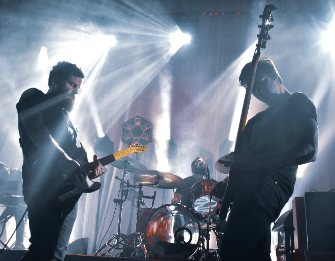 Gallery // Manchester Orchestra @ Uptown