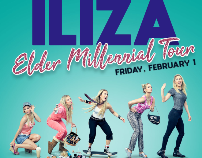 X1051 Welcomes // Iliza Shlesinger @ The Midland