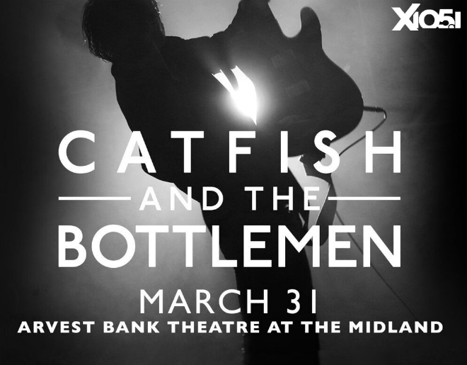 Catfish & The Bottlemen // Win With The Woody Show