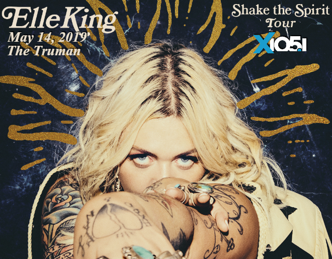 X1051 Welcomes // Elle King @ The Truman