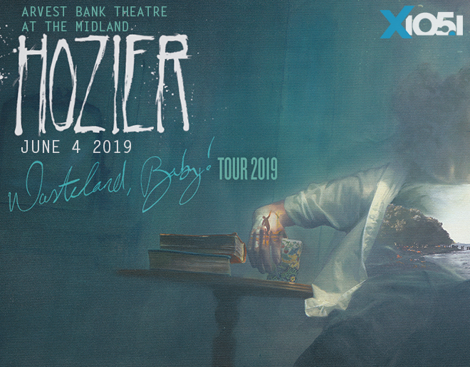 *SOLD OUT* X1051 Welcomes // Hozier @ The Midland