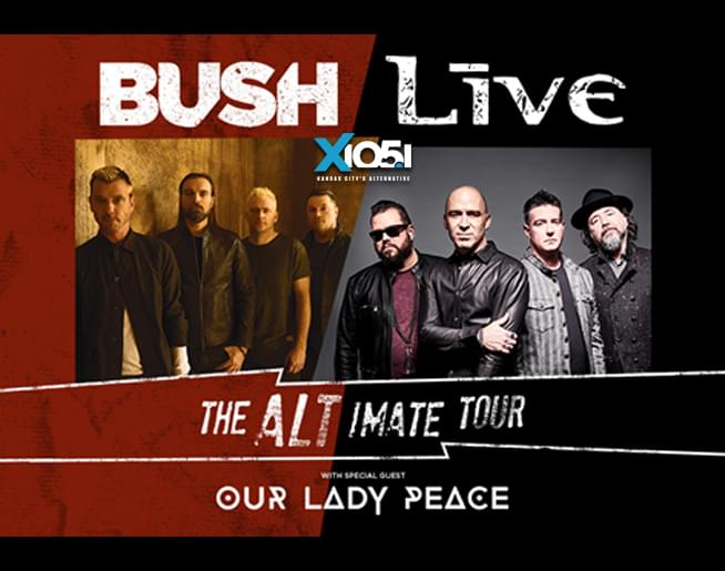 Live & Bush // 7.28.19 @ Starlight Theatre