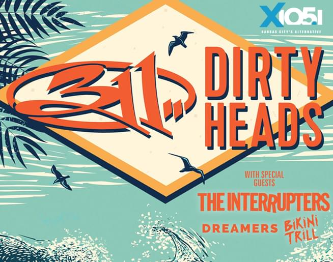 311 & Dirty Heads //  7.10.19 @ Providence Amphitheater