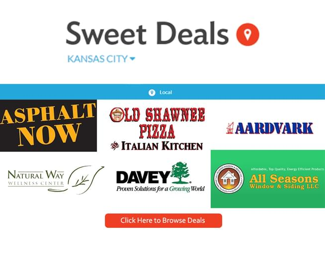 Find Sweet Deals in KC
