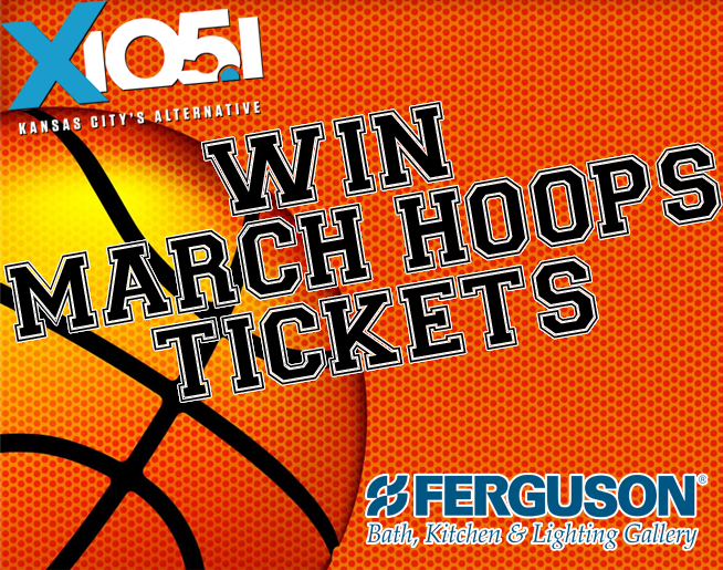 Win March Hoops Tickets // 3.31.19