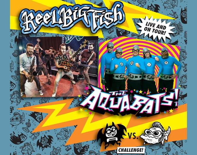 Reel Big Fish // 7.12.19 @ Uptown Theater
