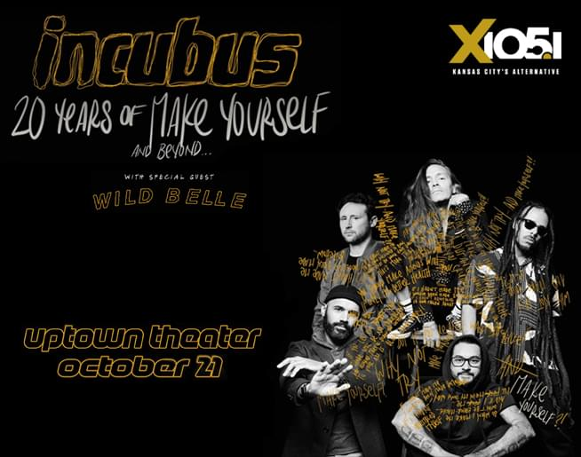 Incubus // 10.21.19 @ Uptown Theater