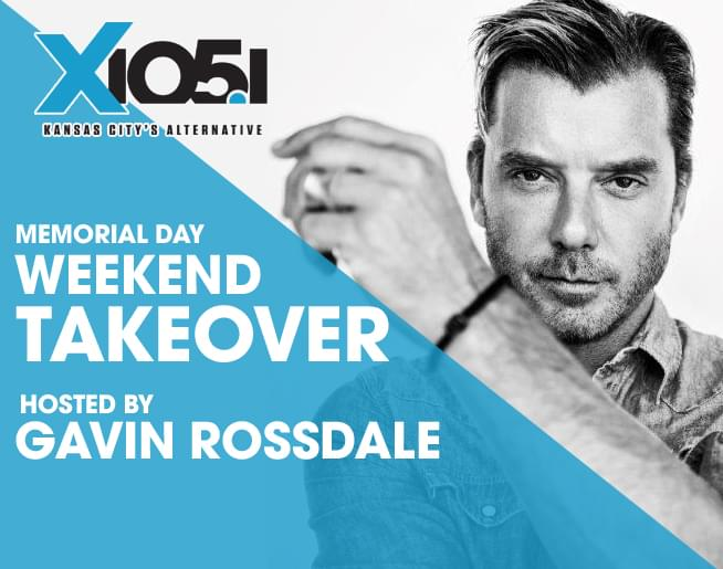 2019 Rock Memorial Day Weekend Takeover – Gavin Rossdale