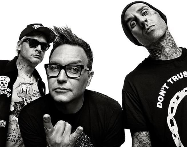 Blink-182 Will Track Thru 'Enema Of The State' On Summer Tour