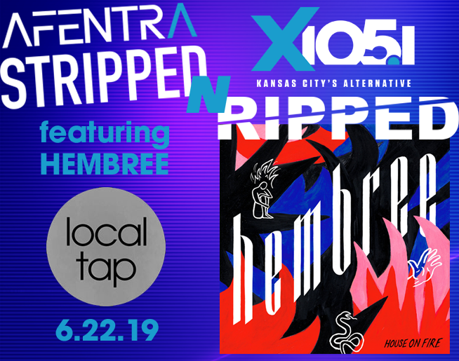 Stripped N Ripped featuring Hembree // 6.22.19 @ Local Tap