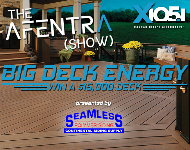 Big Deck Energy – Win a $15,000 Deck