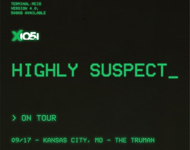 Highly Suspect // 9.17.19 @ The Truman