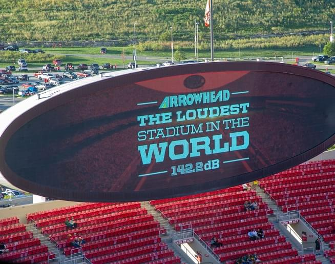 Wanna Buy Old Seats From Arrowhead Stadium?