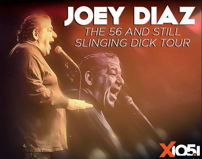 Joey Diaz // 10.11.19 @ Uptown Theater
