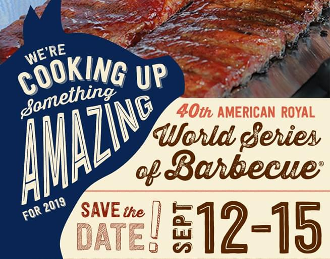 American Royal World Series of BBQ // 9.12-9.15 @ Kansas Speedway
