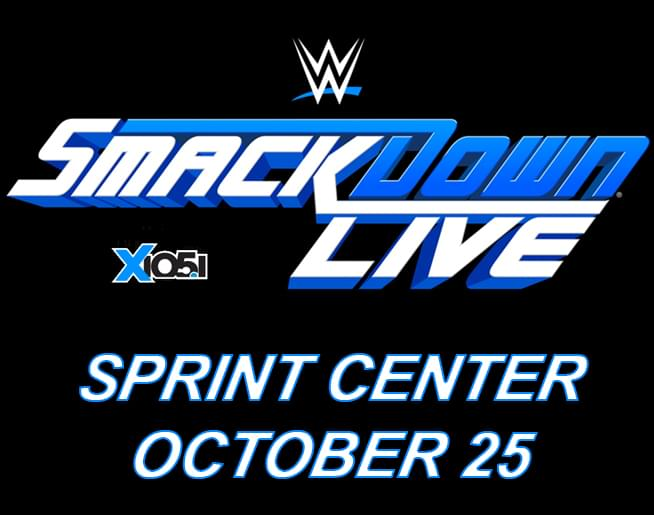 WWE Smackdown // 10.25.19 @ Sprint Center