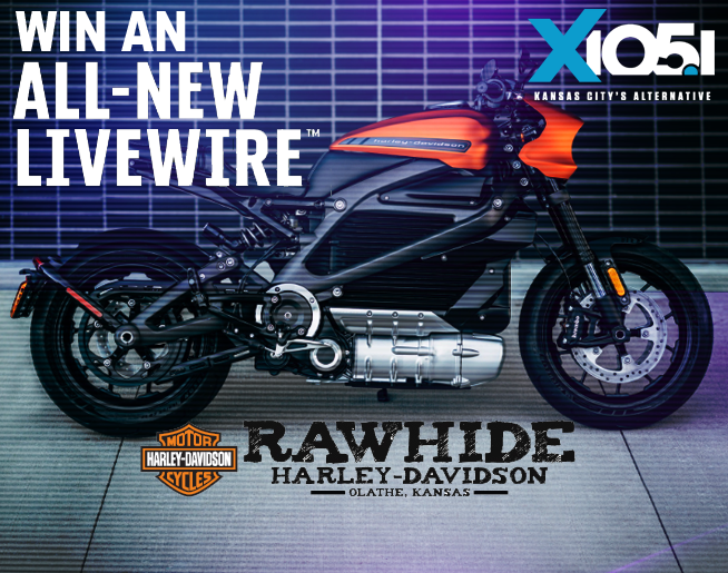 Win a Livewire from Rawhide Harley-Davidson!