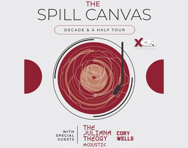 The Spill Canvas // 11.10.19 @ Record Bar