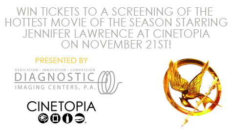 Win tickets to the hottest movie of the season!