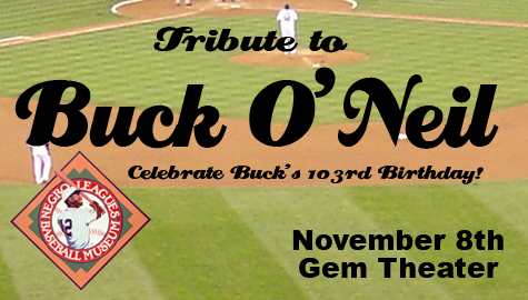 Celebrate Buck's 103rd Birthday!