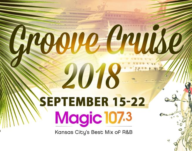 Celebrate Sean Tyler's Birthday on the Magic 107.3 Groove Cruise!!