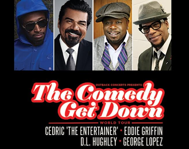 The Comedy Get Down!