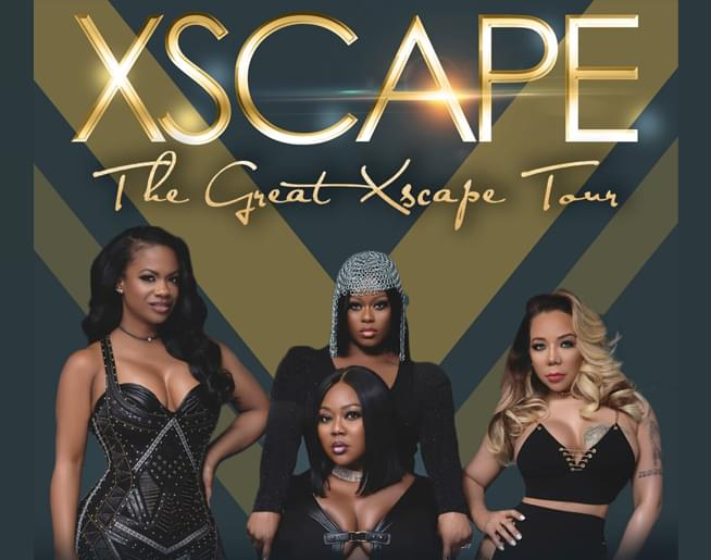 Xscape on July 5th at Sprint Center