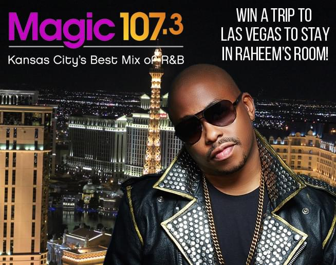 Win a trip to Las Vegas!