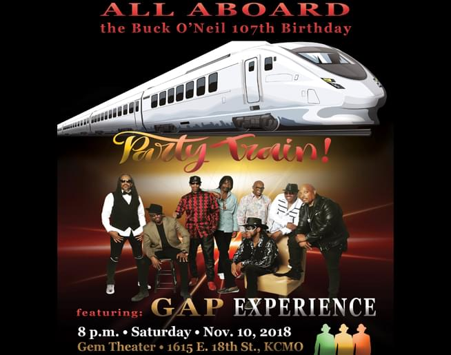 Buck's Bash 2018 featuring The Gap Experience